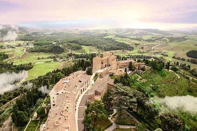 Toscana Resort Castelfalfi: la Toscana a 360° tra natura e comfort