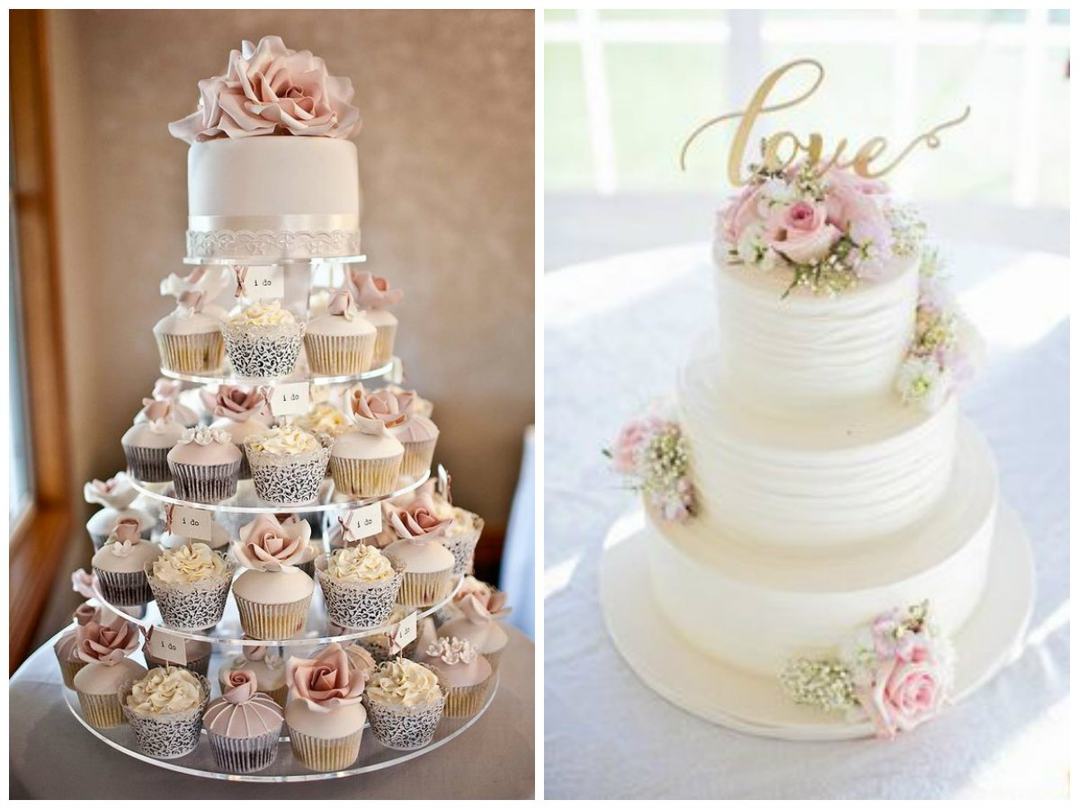 Are wedding cupcake towers the way forward is a traditional tiered cake the best option? #weddinghour https://t.co/34tCdqUy1V
