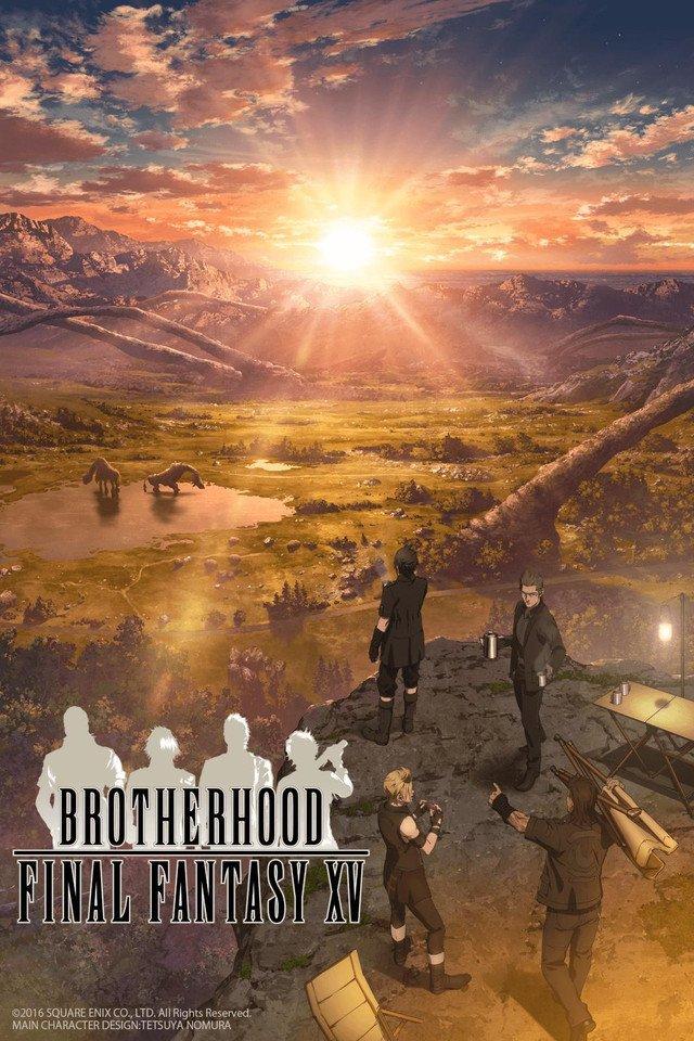"Brotherhood Final Fantasy XV Episode 2: ""Dogged Runner"" 2"