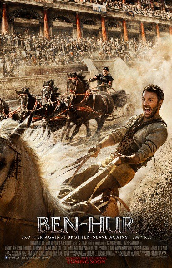 Ben-Hur Trailer Feautring  Jack Huston 1