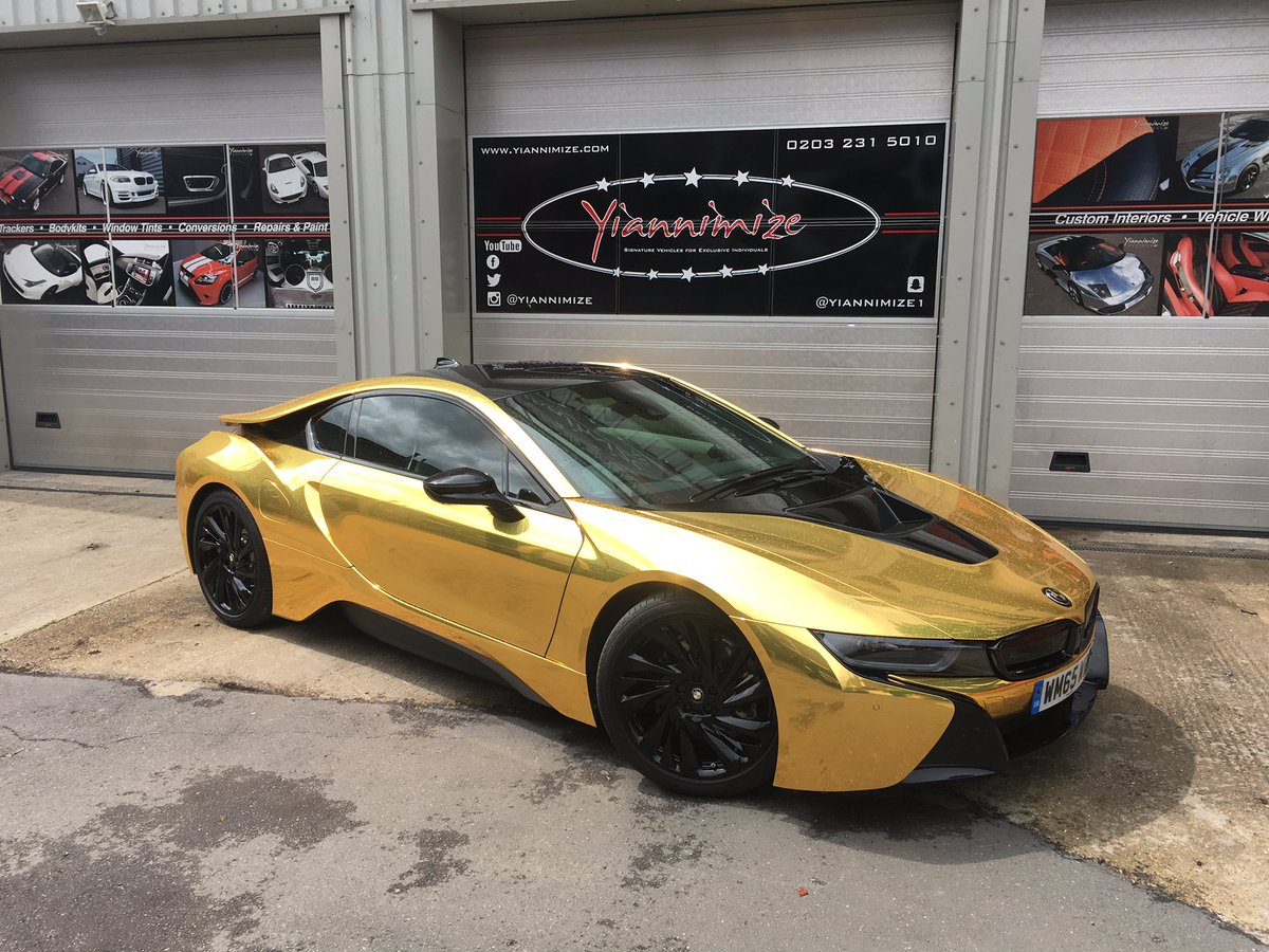 Yianni Charalambous On Twitter It S Finished For Master Ov Bmw I8