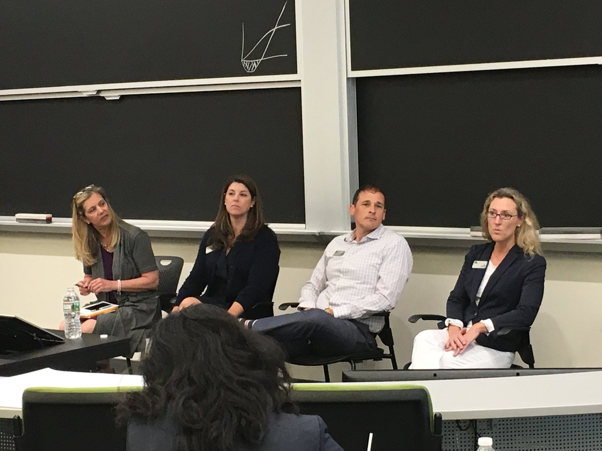 Enlightening panel discussion with the @mitloan admissions team. 35% increase in applications this year! #AIGAC16 https://t.co/yQUgjFjGig