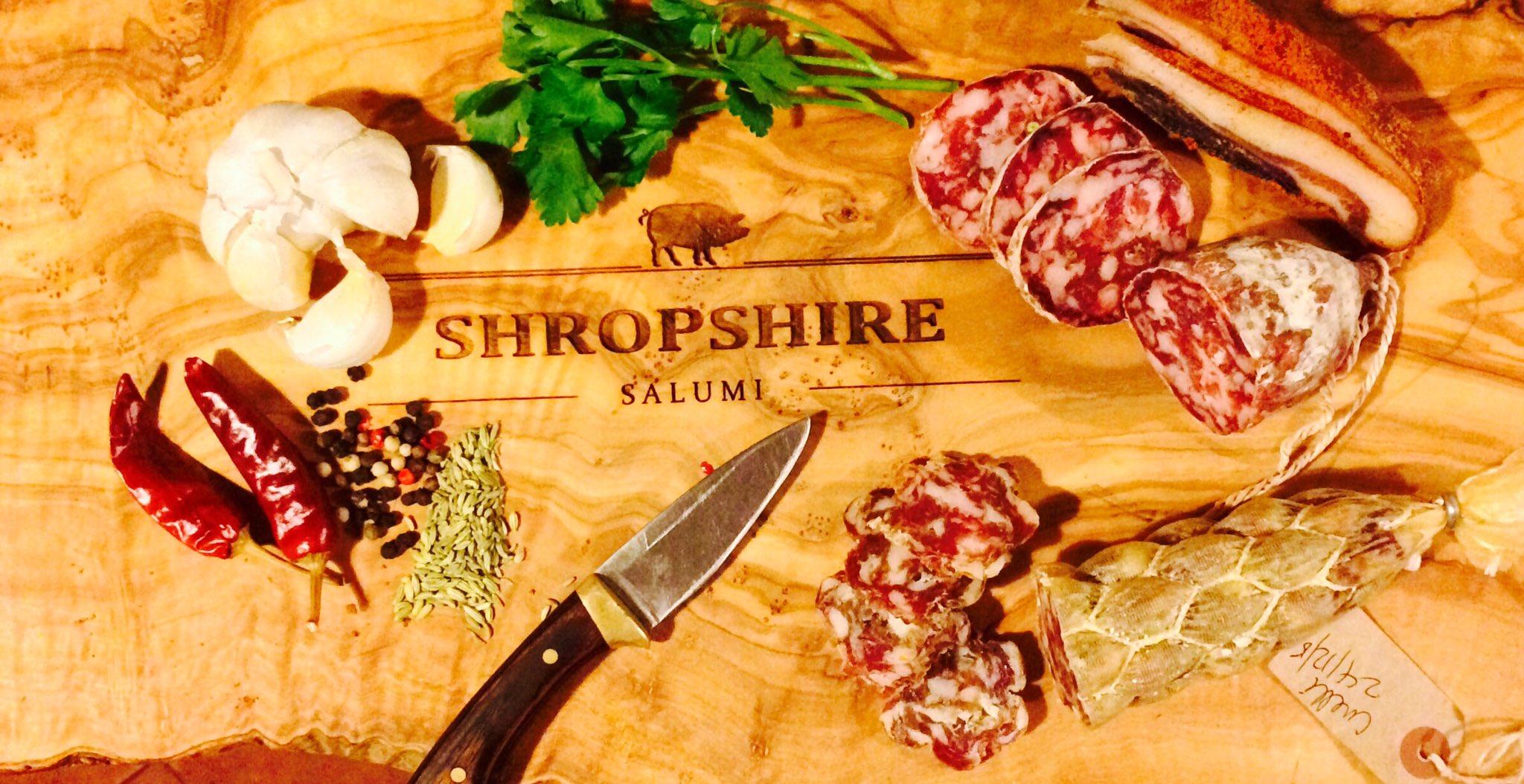 Shropshire Salumi