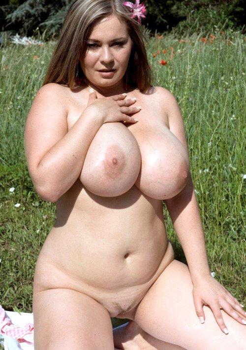 толстые красивые голые фото