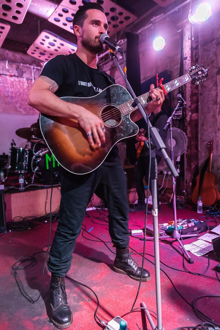 Michael Malarkey – Stereo, Glasgow,12/06/16 https://t.co/aBfCBZgrqo https://t.co/CA2Hzt1MMJ