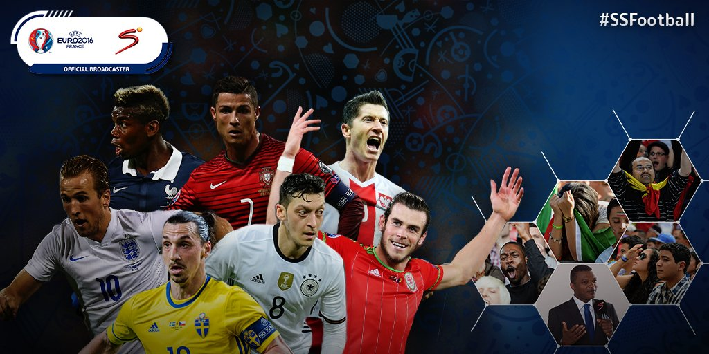 Want daily #EURO2016 fixtures sent to you on twitter? Retweet this tweet & we will take care of the rest #SSFootball