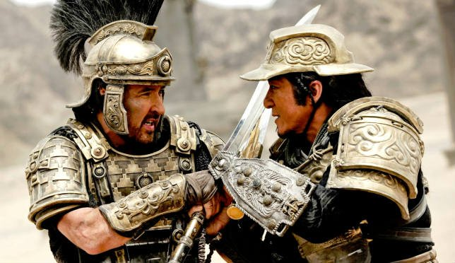 Film al Cinema: La battaglia degli imperi - DRAGON BLADE