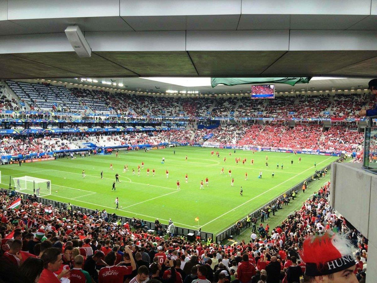 Futballtörténelmet írt a magyar válogatott! Szép volt fiúk!!! #HUN #egyekvagyunk https://t.co/JvsJXz8qoG https://t.co/TEoQmBnClG