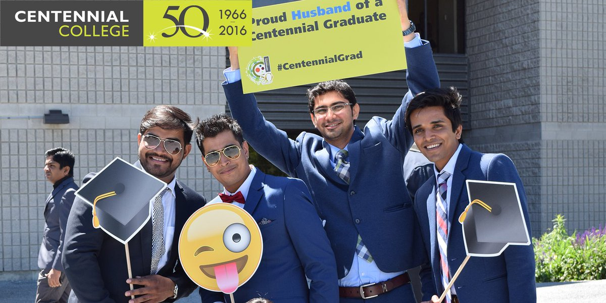 Centennial College Convocation 2016 photos