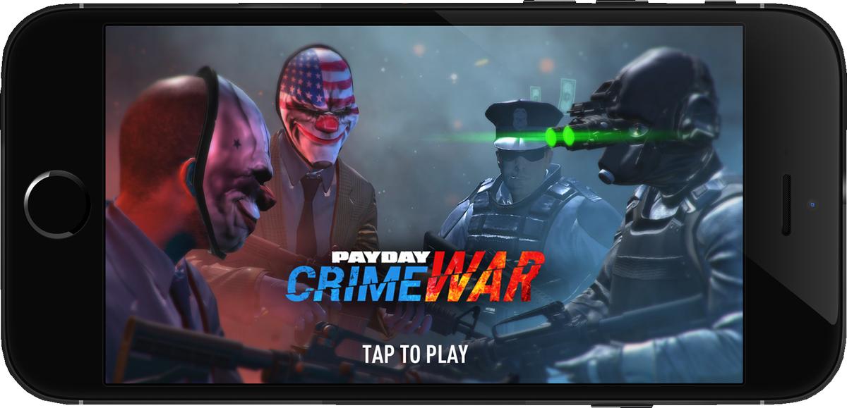 Resultado de imagem para payday crime war