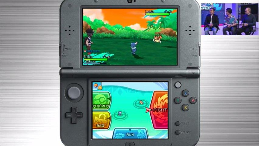 Pokémon Battle GUI