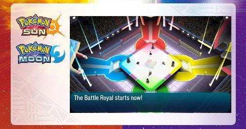 Pokémon Battle Royal