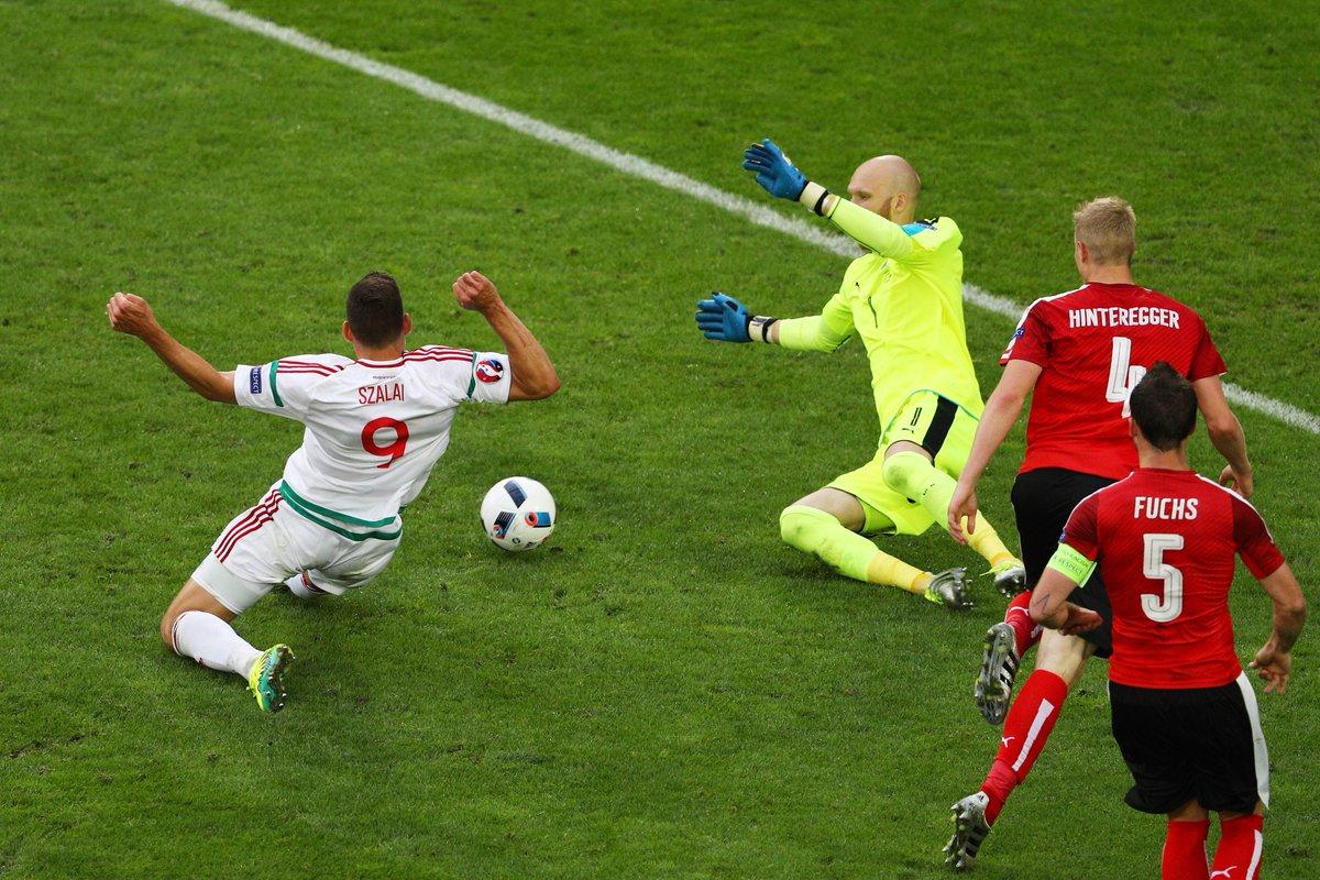 Прогноз на матч Австрия - Венгрия 14 июня 2016