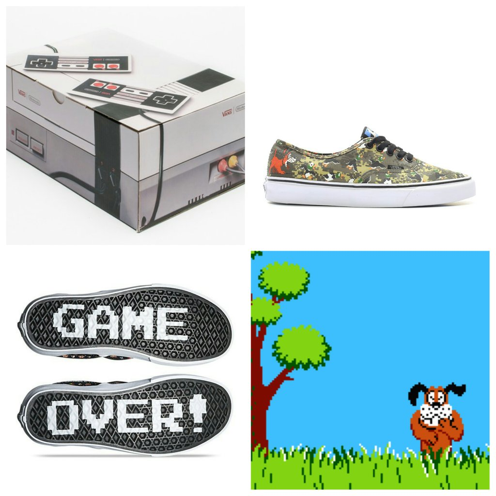 vans videogames