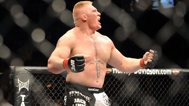 "Brock Lesnar on his career: ""I'm one in a million""  https://t.co/QYFWYYJ4pO #UFC #UFC200 @HeymanHustle https://t.co/pILBBmYkoe"