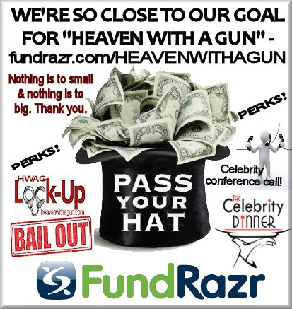 Share our #hwag campaign at https://t.co/bfzcqnRpf0 #SOCLOSE #heavenwithagun @FundRazr #western #movie #hollywood https://t.co/LovnQ8YkAv
