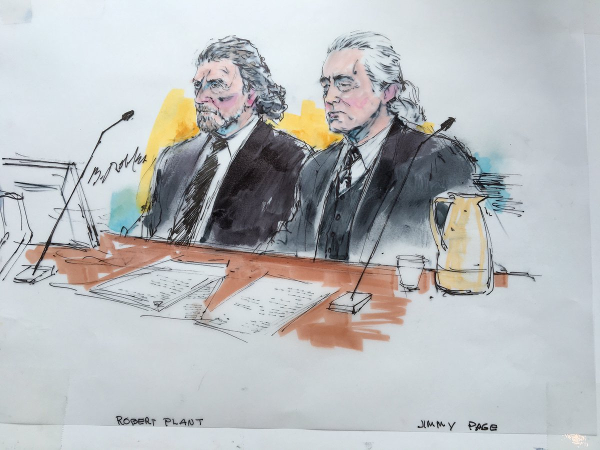 Led Zeppelin's 'Stairway' appeal to get full 11-judge hearing