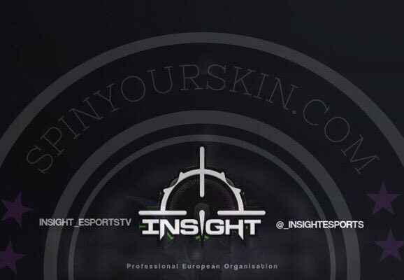 We are excited to announce our new partnership with @SpinYourSkin! Welcome to the #InsightARMY