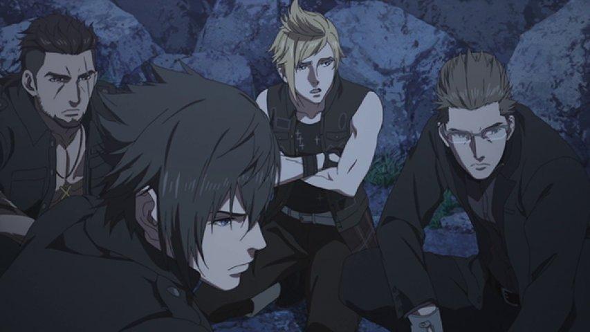 "Brotherhood Final Fantasy XV Episode 2: ""Dogged Runner"" 1"