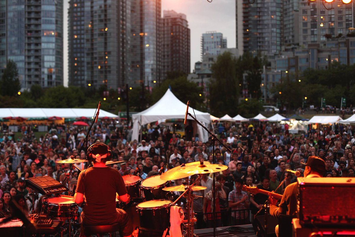 10 Days of Spectacular Talent: TD #Vancouver Int'l Jazz Fest hits town June 24 - July 3 https://t.co/3ccINNWLRs https://t.co/c8uhOBqrJ1
