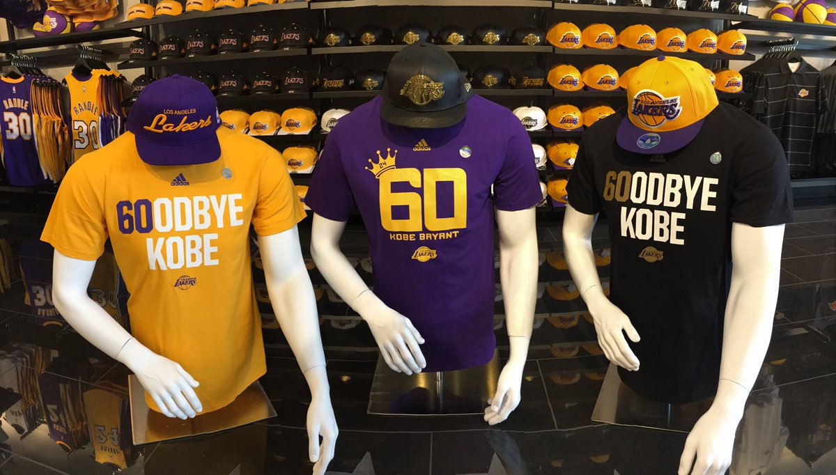 8b65516cd99b Lakers Team Shop on Twitter