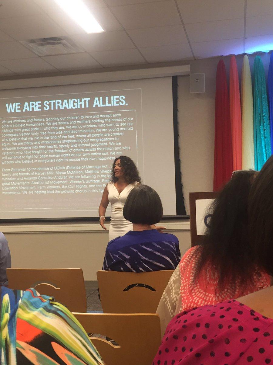 Jacksonville: Citibank in Jacksonville held a Gay-Straight Alliance