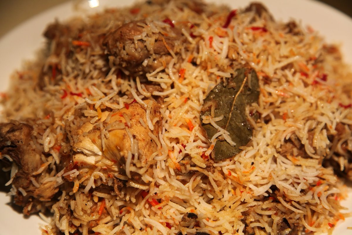 pakistani chicken biryani recipe video - 1024×682