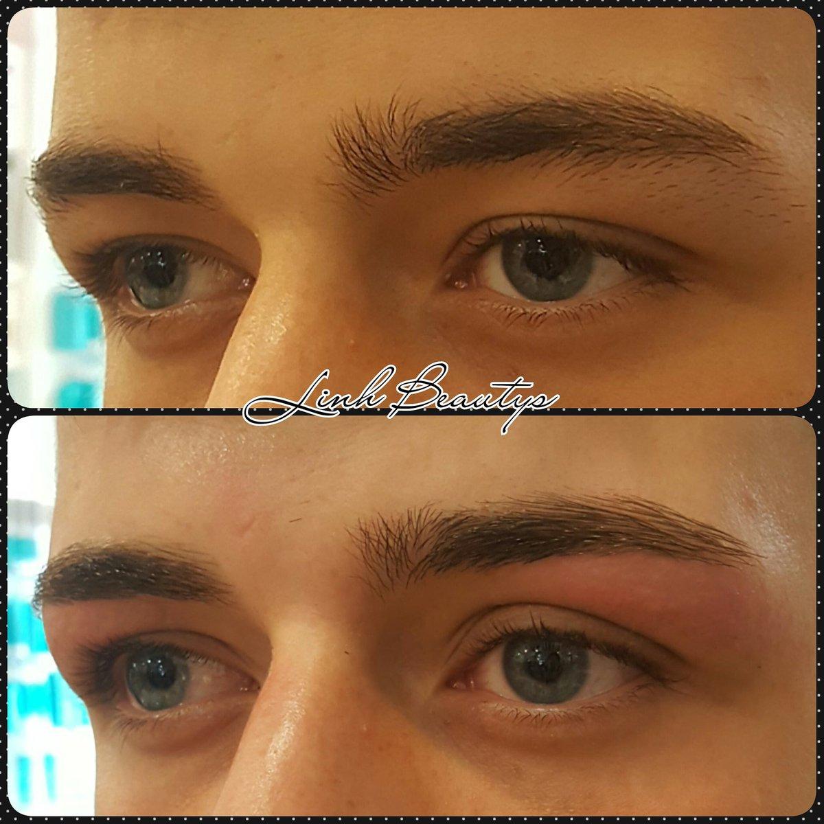#eyebrows #maneyebrows #waxing #manly #linhbeautyspic.twitter.com/8f9Ex9jOFb