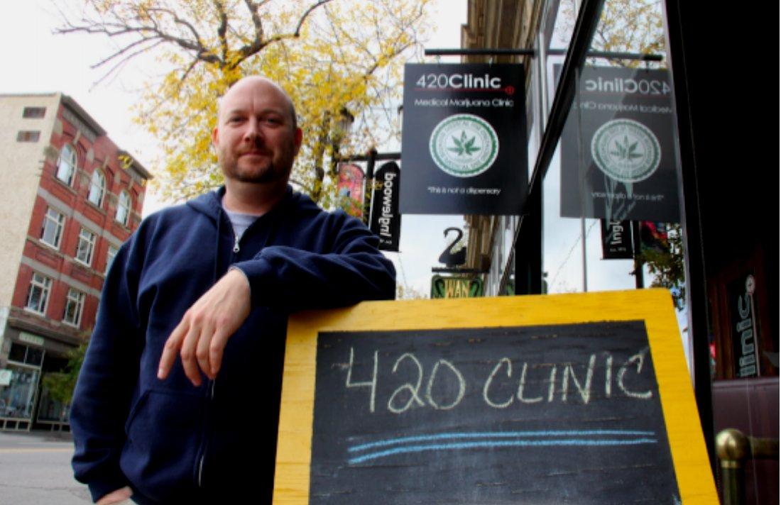 Calgary Begins Regulation of Medical Marijuana Counselling Businesses