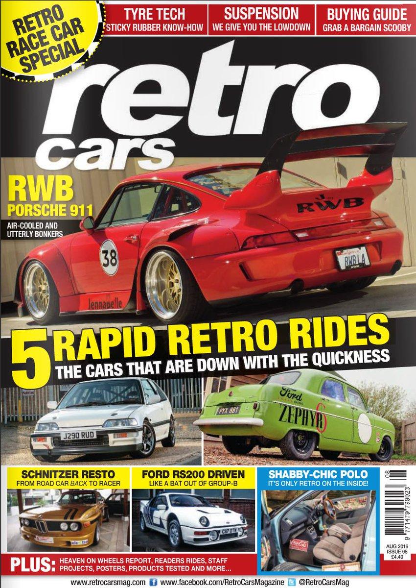 Retro Cars Magazine RetroCarsMag Twitter - Sports cars magazine