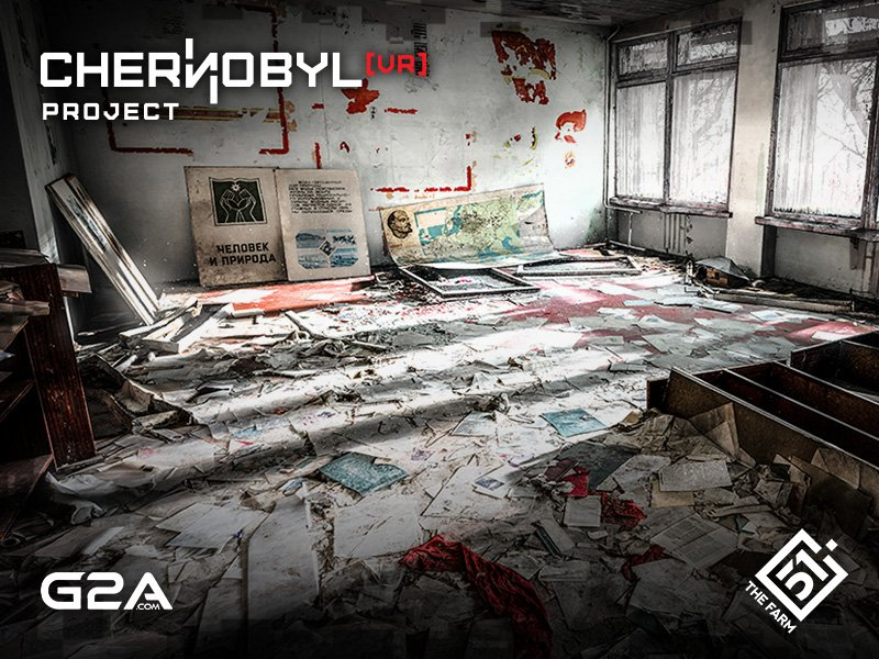 Chernobyl VR Project Bronze Edition PREORDER GLOBAL