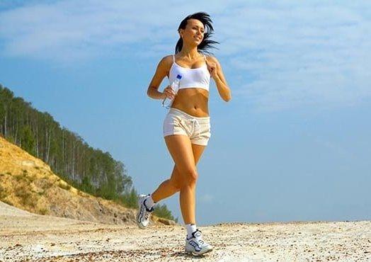 Можно ли похудеть от бега? - racionikaru