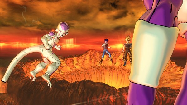 Dragon Ball Xenoverse 2 (DBXV2)   PC, XB1, PS4, Switch  Goku