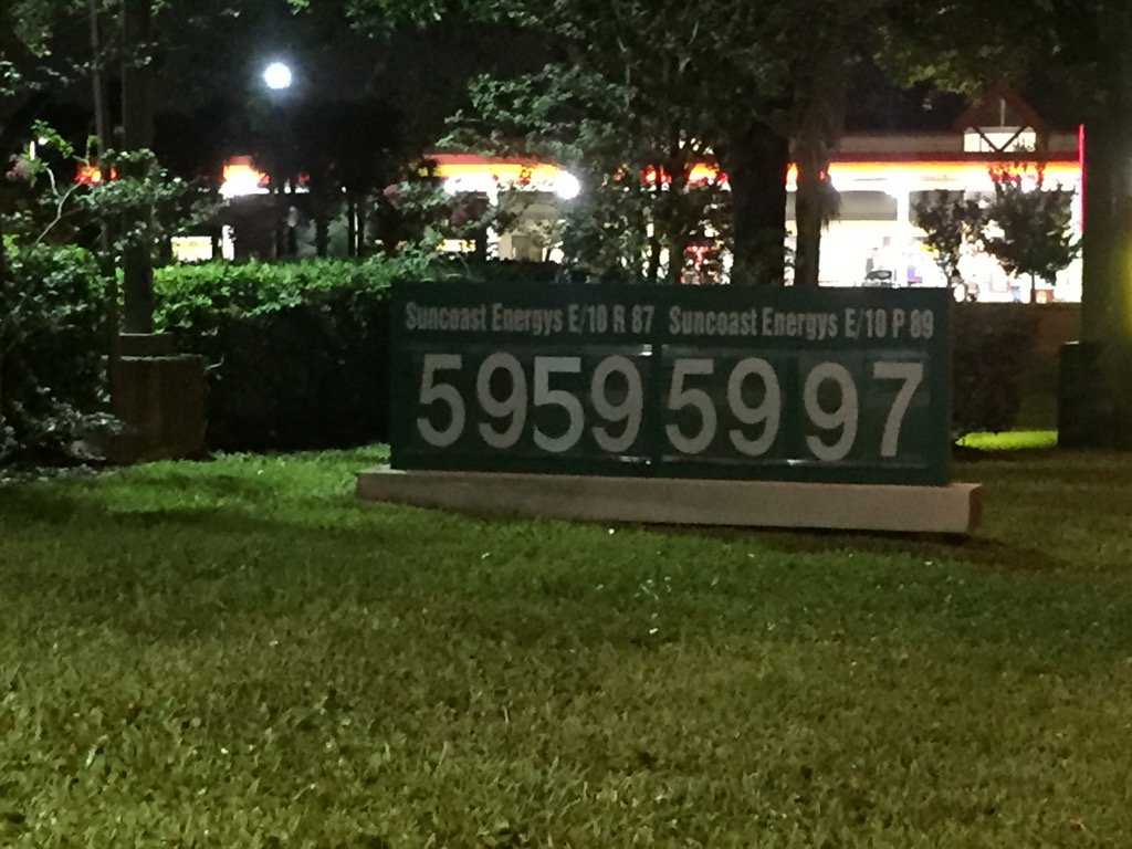 gary tuchman on twitter gas station near orlando airport charges unsuspecting tourists a. Black Bedroom Furniture Sets. Home Design Ideas