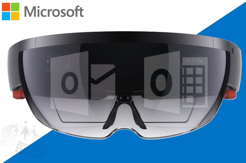 Microsoft Brings Outlook Mail And Calendar To HoloLens