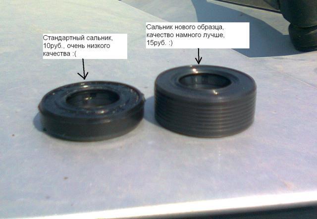 синтетического стандартные размеры сальников на ваз работает термобелье
