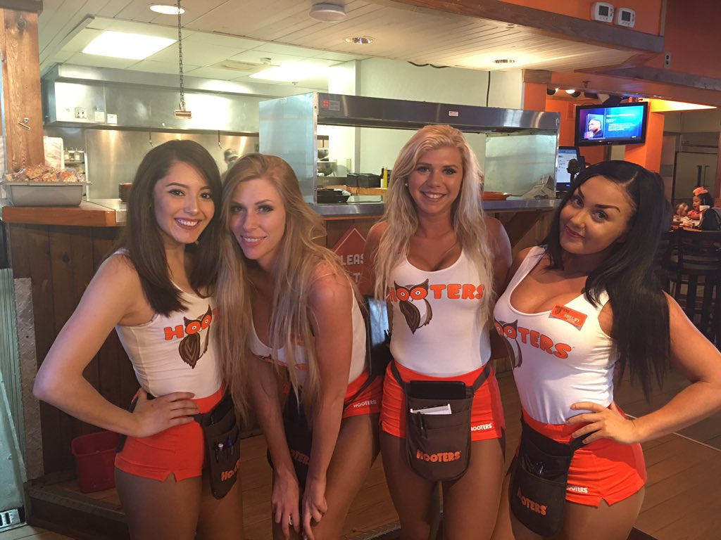 Hooters in odessa