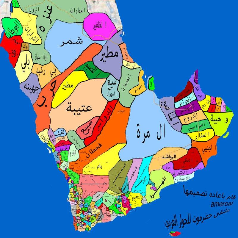 كتاب قبائل العرب