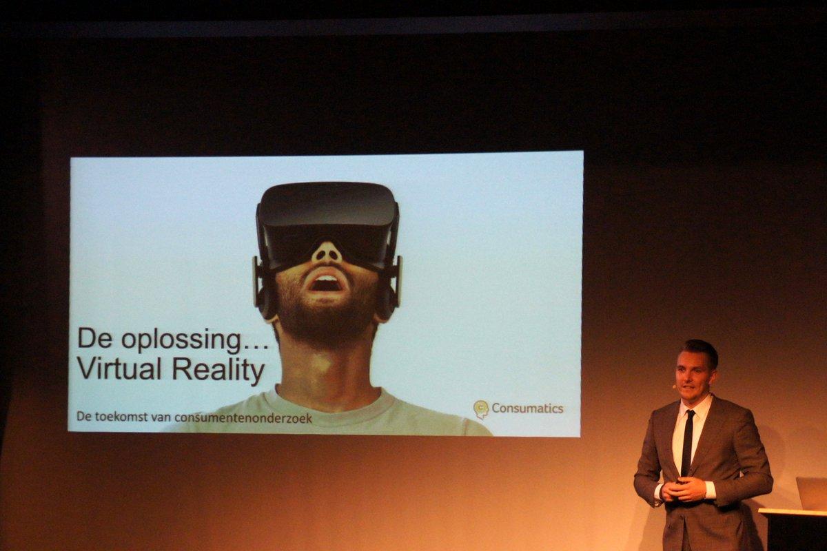 Hierbij een aantal foto's van de lancering van afgelopen woensdag #OSQAR #VirtualReality #onderzoek