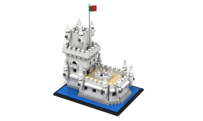 Gostavam de ter a Torre de Belém em LEGO? Apoiem este projecto português!   https://t.co/FYMWRN3EH4  #LEGO https://t.co/cetexOIDM6