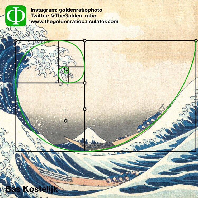 Golden ratio app on twitter the great wave off kanagawa art golden ratio app on twitter the great wave off kanagawa art fibonacci fibonaccisequence fibonaccispiral goldenratio get inspired gumiabroncs Choice Image