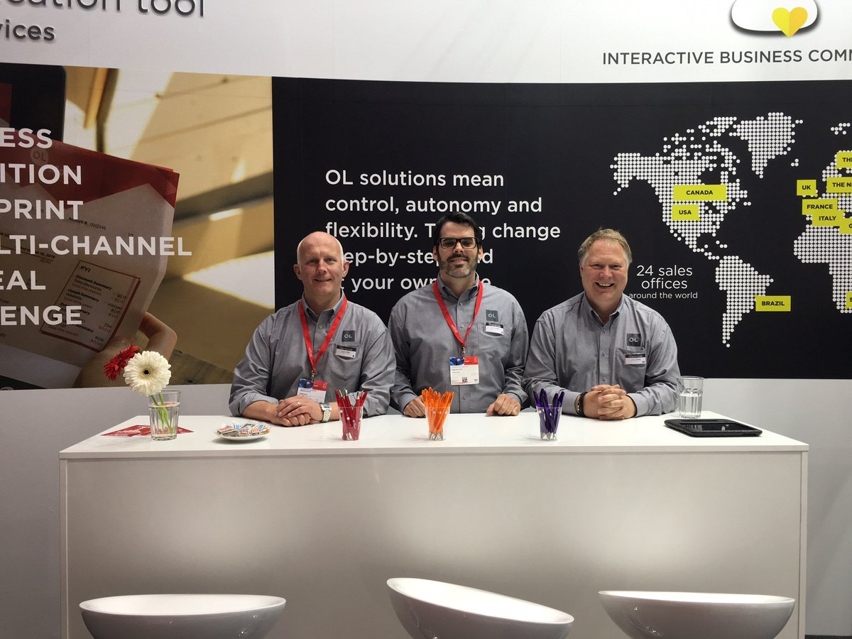 Our team is live from @drupa and is looking forward to meet you! https://t.co/g6QobthAGa