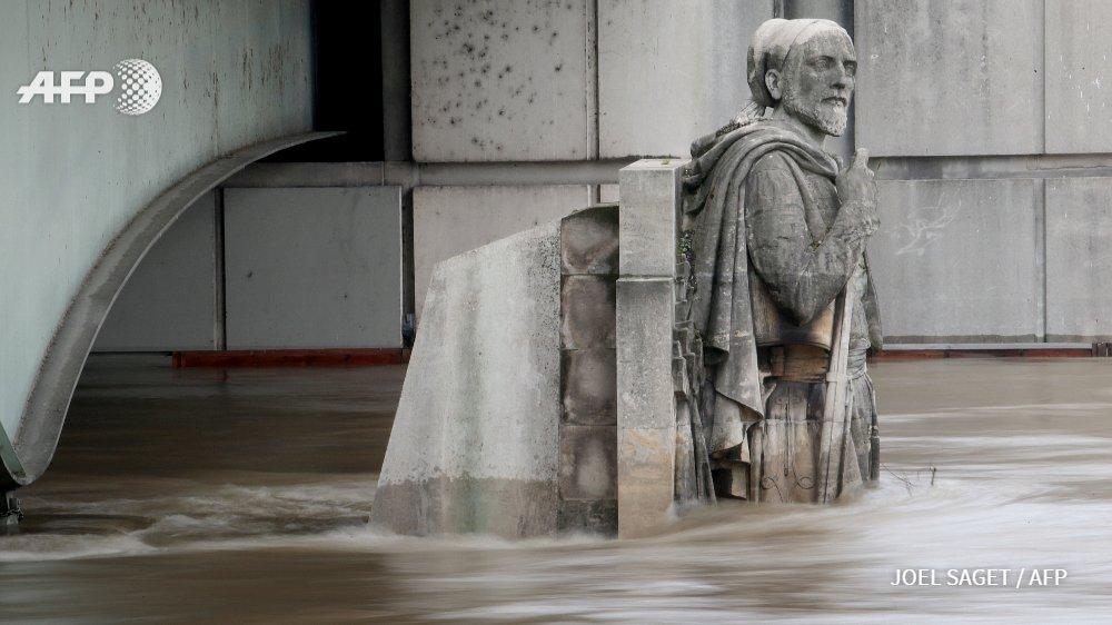 París bien vale una alerta de inundación