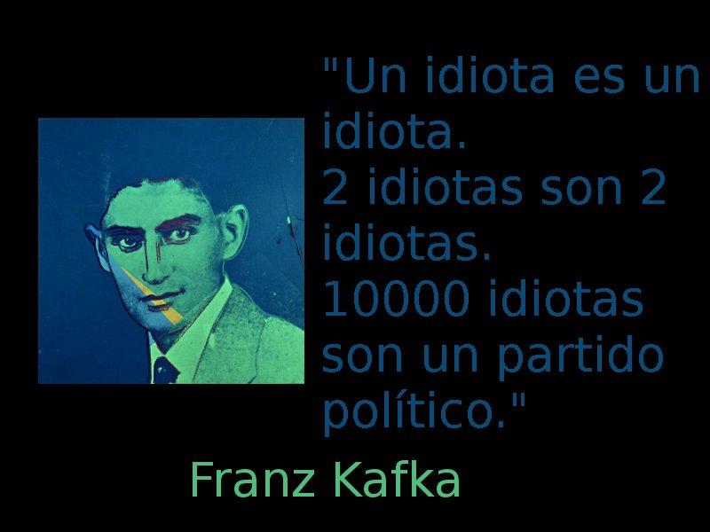 Aprovechando el aniversario luctuoso de Kafka (1924) y la redacción de la constitución de CdMX, dejo un pensamiento: https://t.co/y4utHYXBv5
