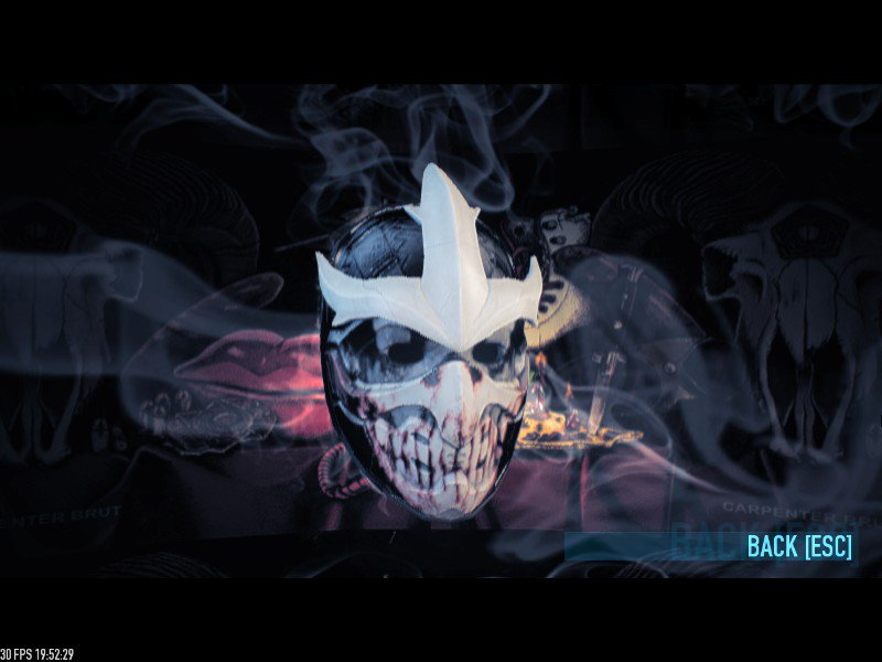 "PAYDAY on Twitter: ""Some cool masks shared on our Steam community! #PAYDAY2 https://t.co/Z5jd2CiH2T… """