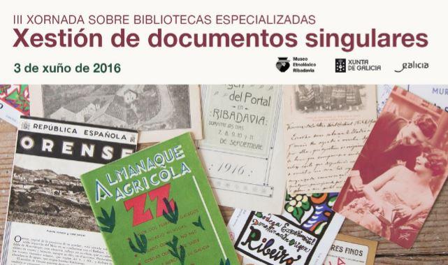 📚📚 III Xornada sobre Bibliotecas Especializadas no Museo Etnolóxico de #Ribadavia 📖 #IIIXorBiblioEspe @pepinsalgado https://t.co/J7OoKMOXUT