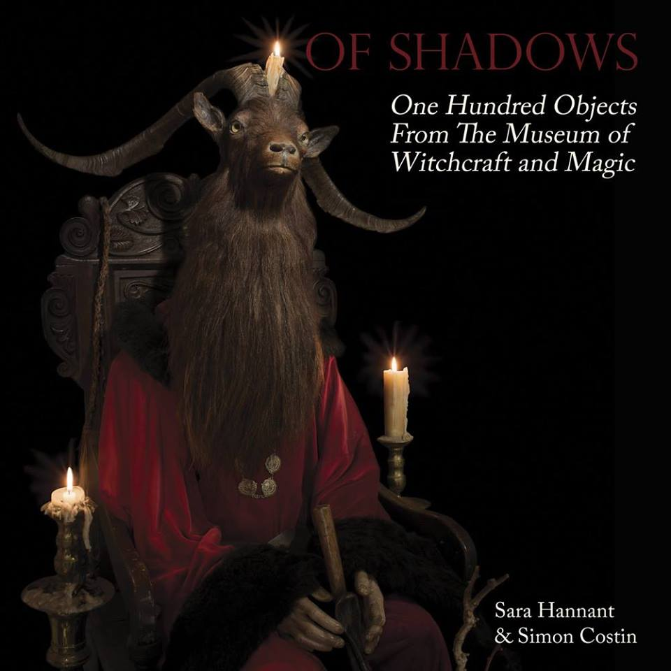 Forthcoming from @strangepress - Of Shadows: 100 Objects from the Museum of Witchcraft & Magic (@witchmuseum) https://t.co/xesyHYFMGA