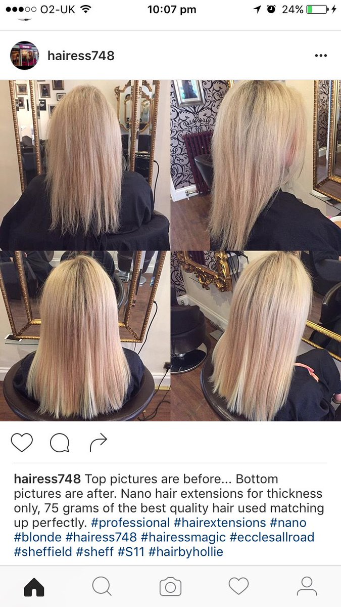 hairess nanorings extensions loveyourhair s11 sheff hair blondepictwittercomypomtwg4zk
