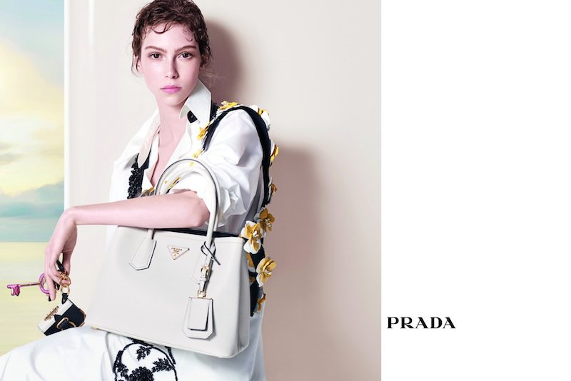 https://t.co/mg6zsuvTCe New @Prada 's  Campaign https://t.co/gdaeGQCAX8
