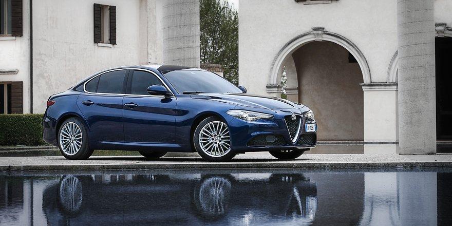 L'Alfa Giulia accende i riflettori sulle vetture FCA